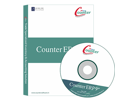 Counter ERP 9+ Software
